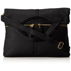 Fossil Erin Tote, Black, One Size - intl
