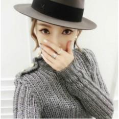 Gratis Pengiriman 2017 Topi Kualitas Tinggi untuk Chapeu Feminino Baru Fashion Visors Cap Sun Dilipat Anti-uv Hat 6 Warna DIYING 104-Intl