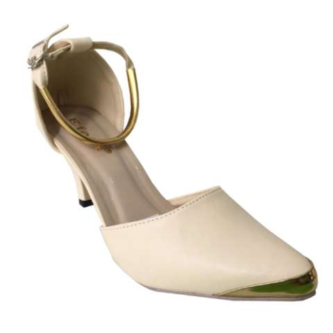 Fuboshoes High Heels Carissa Gelang Cream