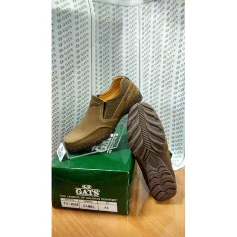 Gats Shoes Sepatu Kulit Pria Mp 2601 Hitam - Daftar Harga Terkini ... caa275c47e