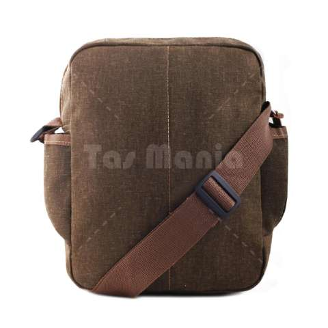 Tas Selempang Gear Bag Slingbag Coast Guard Army - Khaki Tas Pria Tas Messenger Tas Slempang