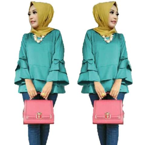 Grateful Fashion Blouse Nasya - 2 Tosca - Best Seller