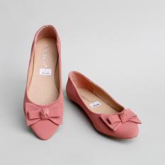 Gratica Sepatu Flat Shoes KH28 - Salem