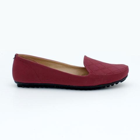 ... Gratica Sepatu Wanita Loafers UB12 Maroon