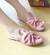 Grosir Sepatu Sandal Wanita Selop Pita 01
