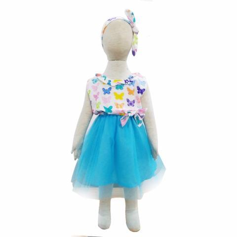 Harga Grow Baju Gaun Pesta Anak Perempuan Tilla Grow Tilla Gown Dress Clothes Child Girl Multicolor