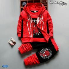 GSD - Setelan Baju Anak/ Baju Anak Anak/ Jaket Anak / Set Peter Black