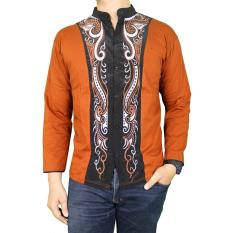 Mens Muslim Shirts Long Sleeve