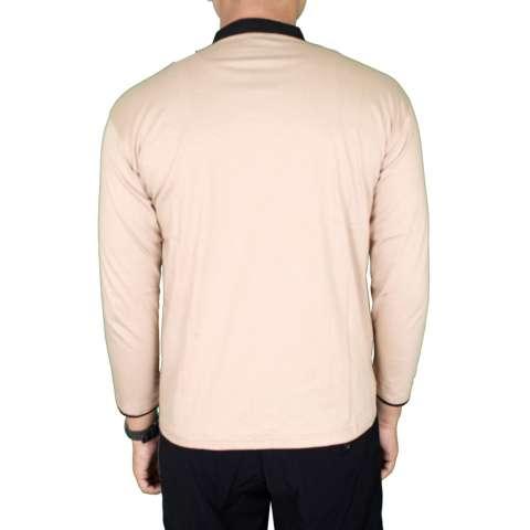 Gudang Fashion - Kemeja Panjang Baju Koko Pria - Krem 1