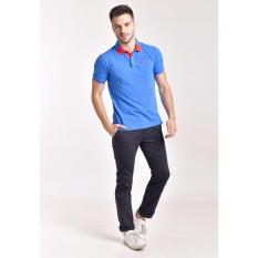Hammer Man Polo Fashion G1PF400 B1-Blue