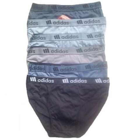 Hand Made Celana Dalam Pria Segitiga 1 set 3 pcs XL Sempak G string Boxer (multi colour) 1