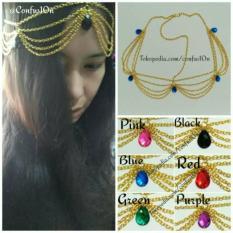 Headpiece Boho Style Ala Cleopatra Hijab / Non Hijab