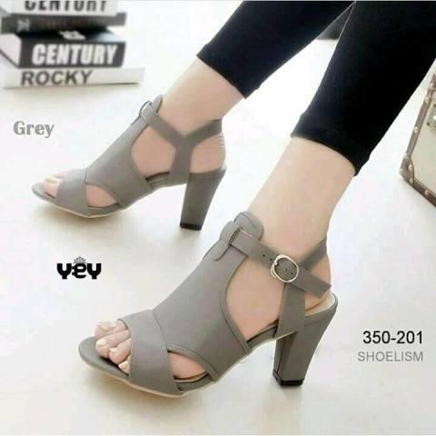 Promo Sepatu Wanita High Heels Salem . Source · HELLO-SANDAL WANITA HILLS MONALISA