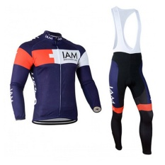 High Quality, Riding Suit Long Sleeve Suit, The Team Version of Men and Women Cycling Clothes, Anti-UV Package - intl