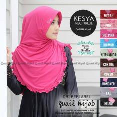 Hijab Quail Murah - Kesya neci kriwil