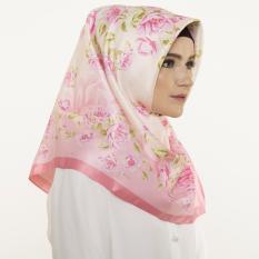 Hijabstore - Moshaict By Itang Yunasz AL 147 - Pink Floral