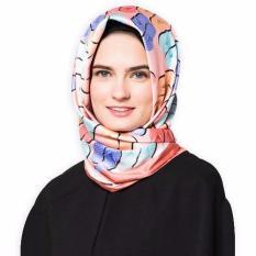 Hijabstore - Moshaict By Itang Yunasz JB 180B - Peach Motif Sandal