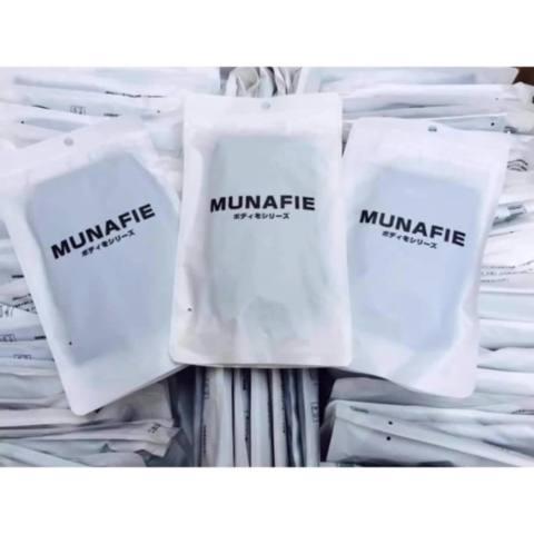 HOKI COD - Munafie Slim Pant Celana Korset - All Size - Hitam FREE Shape Up Perut Sauna Perut - 1 Piece 1