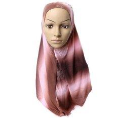 Hot Adult Kapas Muslim Jilbab Baru Sorban Jersey Baotou Grosir Syal Monokrom Pelebaran High-grade (7)