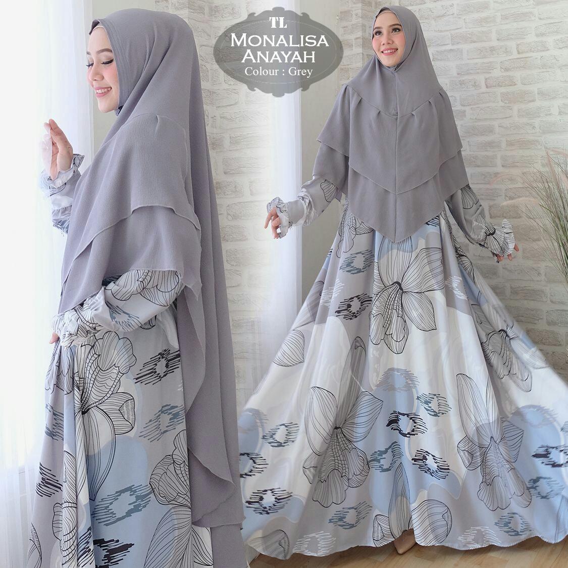 Harga Diskon Trendshopee Atasan Muslimah Wanita Tunik Ribbon Black Humaira99 Gamis Syari Jumbo Muslim Dress Hijab Monalisa Xxl