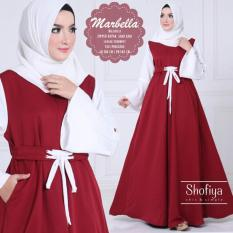 Indonesia Heritage - Moslem Dress - Gamish - Modern Kebaya