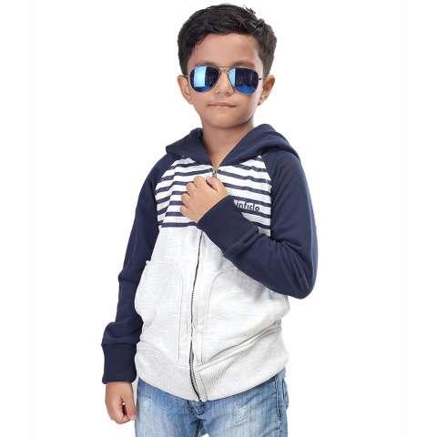 Inficlo Sweater Anak Harold SKY 398 - Hitam