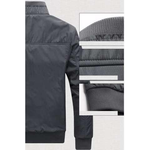 Jaket Wp Abu Abu Bahan Waterproof Anti Air Tersedia 6 Warna Pilihan