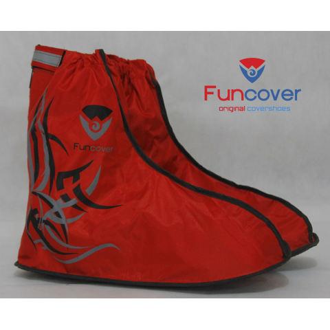 Lbag Sepatu Karet Pvc Anti Tembus Air Banjir Hujan Ap Boots Moto 3 ... 974540cec0