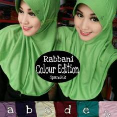 JILBAB RABBANI COLOR EDITION