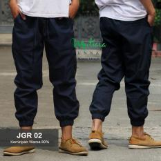 Jogger Pants  Celana Jogger  Sirwal Jogger  Celana Jogging Pria  JGR 02