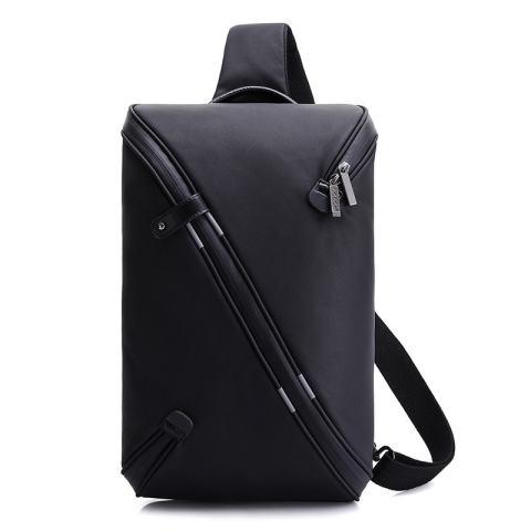 Home; KAKA Waterproof Nylon Anti-Theft 9.7-inch Laptop Dada Tas Luar Ruangan