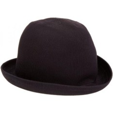 Kangol Tropic Player Fedora Hat Hat, -black, L - intl