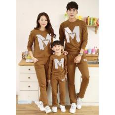 Kaos Baju Couple Family Lengan Panjang   Baju Keluarga  Kaos Keluarga  Baju Kapel