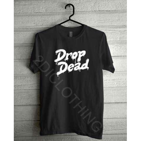 Jual Kaos Distro Dropdead Keren Kaos Dropdead Murah Tshirt Dropdead Baju Dropdead Tees Dropdead Harga