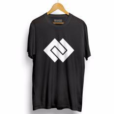 Kaos Distro WALEXA - T-Shirt - Hitam