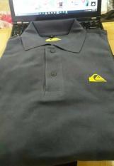 Kaos Kerah Polo Shirt 4XL XXXXL Quiksilver Logo L 75X P 82 Terbaru Paling Besar