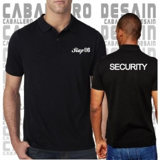 KAOS POLO SECURITY SIAP 86