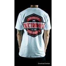 Kaos T-Shirt Baju Oblong ELECTROHELL