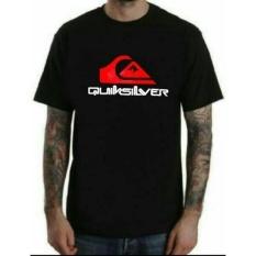 Kaos Tshirt Baju Oblong QUICKSILVER