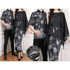 Kedai_baju Batik Couple / Batik Pasangan / Batik Ori Tina Abu