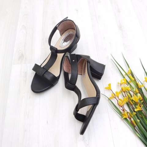 Bebbishoes-Alena Heels-Black