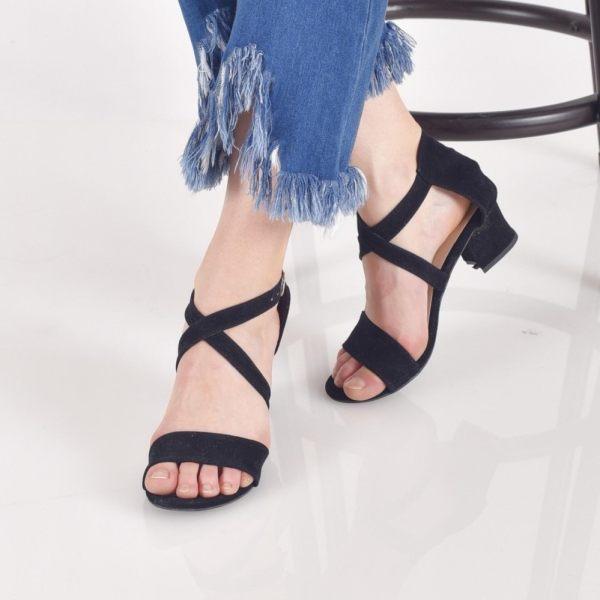 Bebbishoes-Sasi Heels-Black