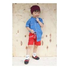 Kemeja Anak/Joger/Anak Laki/Baju Murah/Grosir Murah/Baju Lengan/Koko Anak/Baju Koko/Bayi Murah