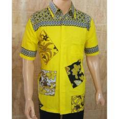 Batik Shirt Frame Box Special Calm Motif HSF4025
