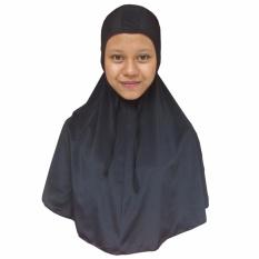 Kerudung Lebar Bahan Lycra untuk Baju Renang Muslim