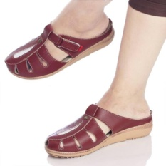 Kickers Women Brown Flat Shoes