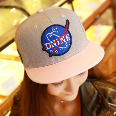Baseball hat korean style fingerheart