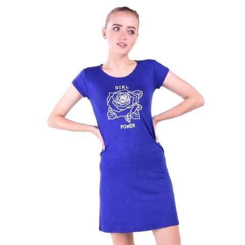 Honeyclothing Dress Wanita Eliva Biru - Daftar Harga Penjualan ... 0c5fc9db92