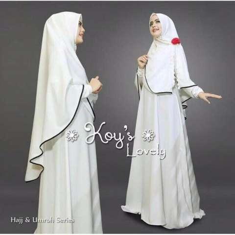 Dress Wanita Gamis Muslimah Gratis Pasmina Gamis Dewasa Gamis Modern ... f1bc558ce1