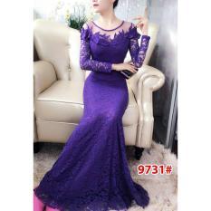 LONG DRESS PESTA 9731